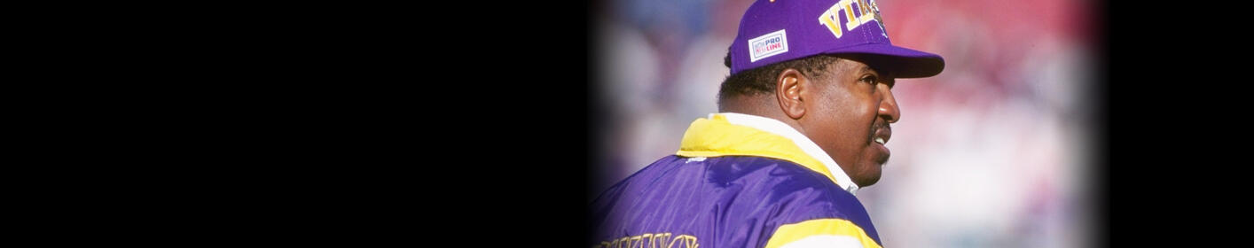 Vikings announce Dennis Green as 2018 Ring of Honor Inductee