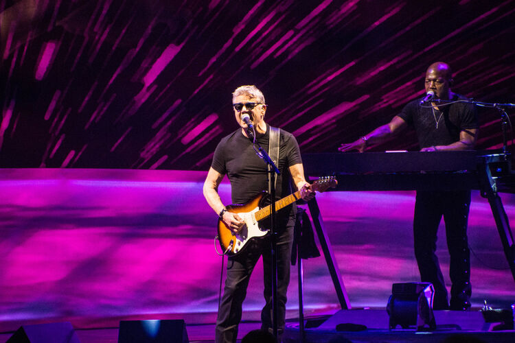 Q95's 40th Anniversary Concert with Steve Miller Band and Peter Frampton