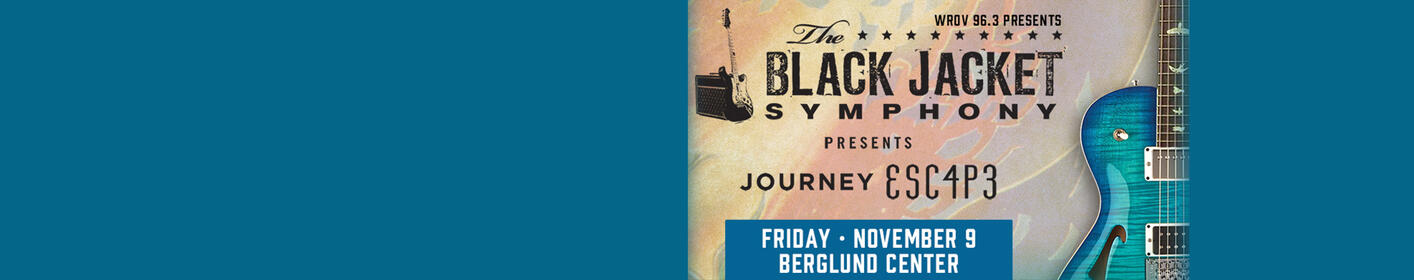 Win Tickets Back To The Black Jacket Symphony!
