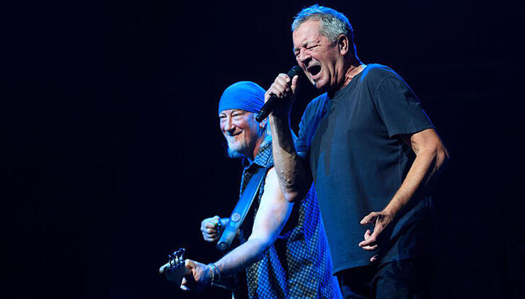 Deep Purple May Return After 'Long Goodbye' Tour