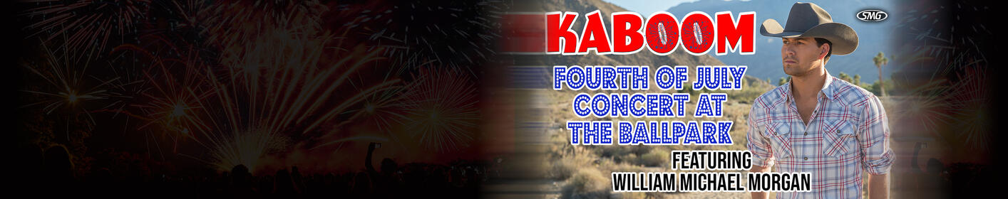 Kaboom 4th of July Concert at the Ballpark