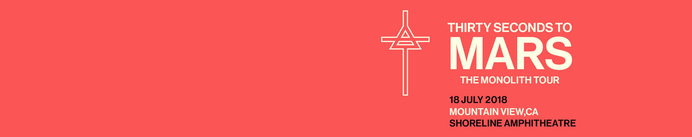 Win A Chance To See Jared Leto & Thirty Seconds To Mars