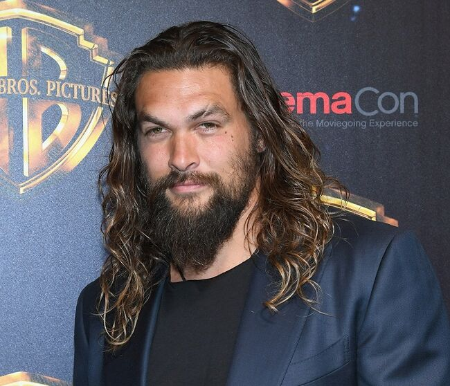 Fan's Photo With Jason Momoa Goes Viral Because LOL