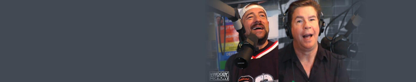 WATCH: Kevin Smith and Ralph Garman On The Woody Show!