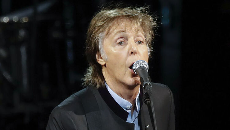 """Watch Paul McCartney Sing """"I Saw Her Standing There"""" at Nephew's Wedding"""