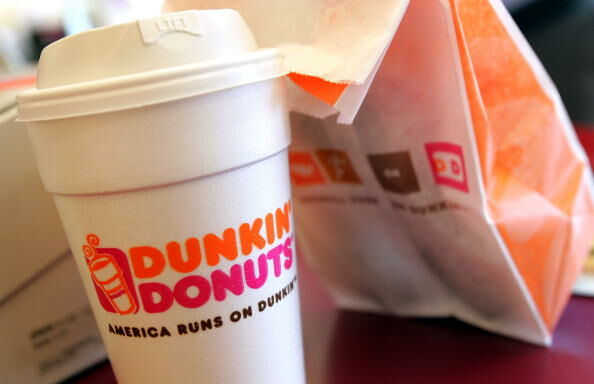 DUNKIN DONUTS - GETTY IMAGES
