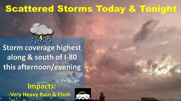 WMT Morning Show - Flooding Possible This Week