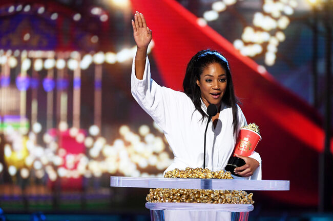 2018 MTV Movie And TV Awards - Show Tiffany Haddish -Photo:Getty Images