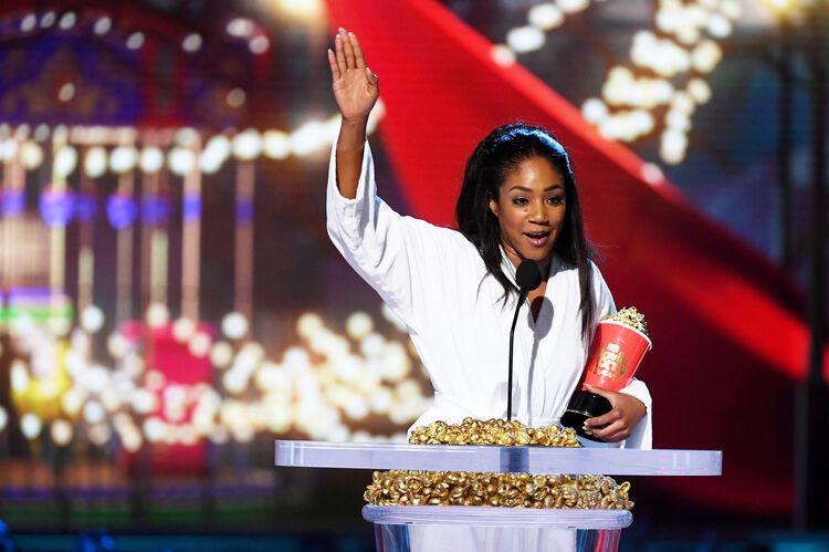 2018 MTV Movie And TV Awards - Show Tiffany Haddish -Photo:Getty Images
