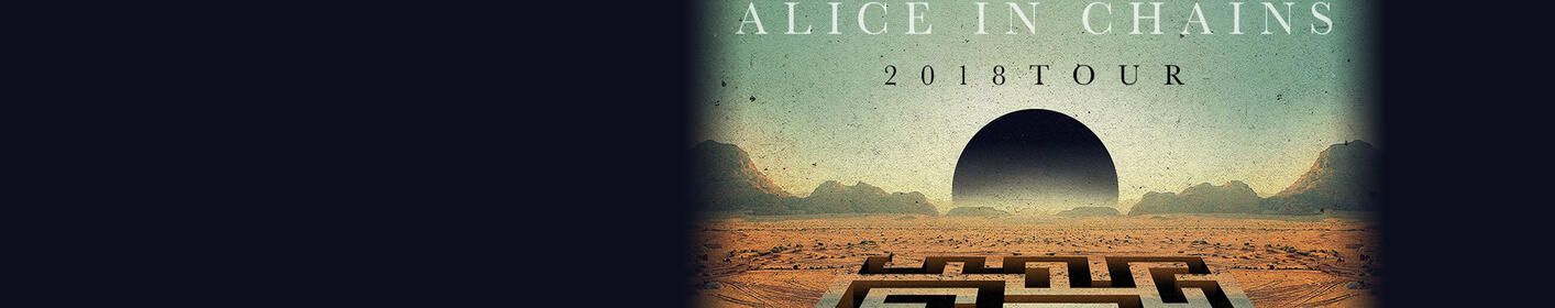 WJRR PRESENTS ALICE IN CHAINS at HARD ROCK LIVE