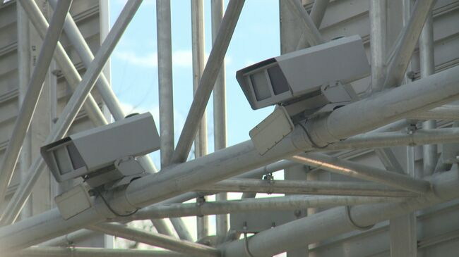 Des Moines I-235 automated traffic cameras WHO TV