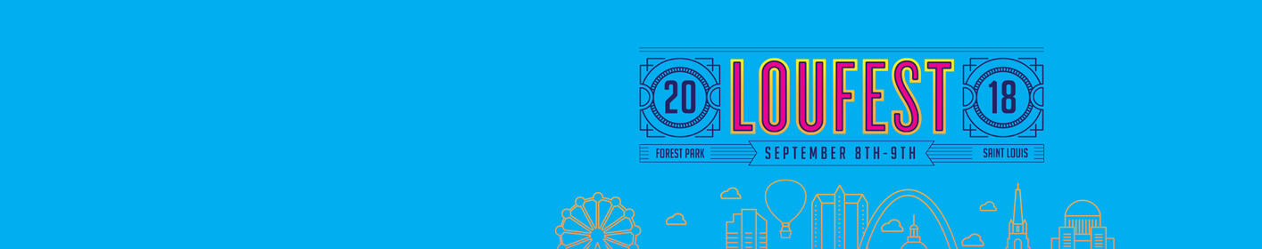 LouFest 2018 has announced its largest lineup ever!