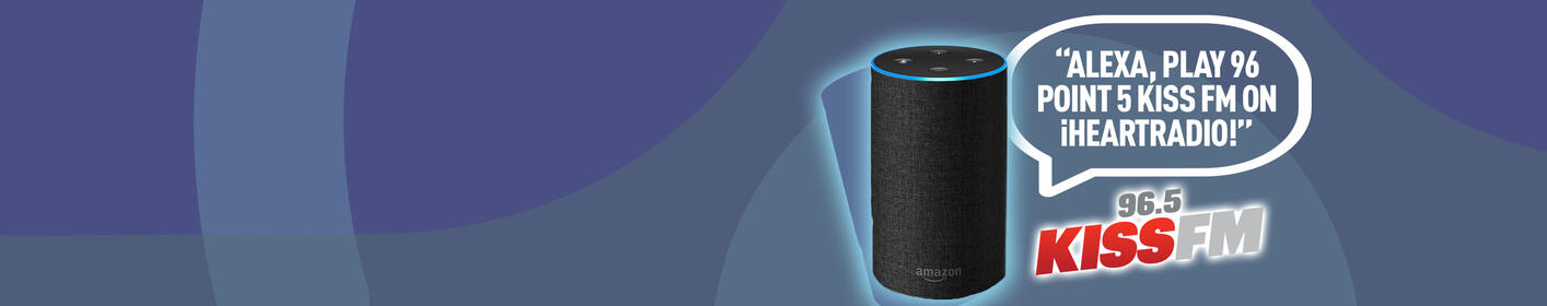 Alexa Smart Speaker on iHeartRadio!