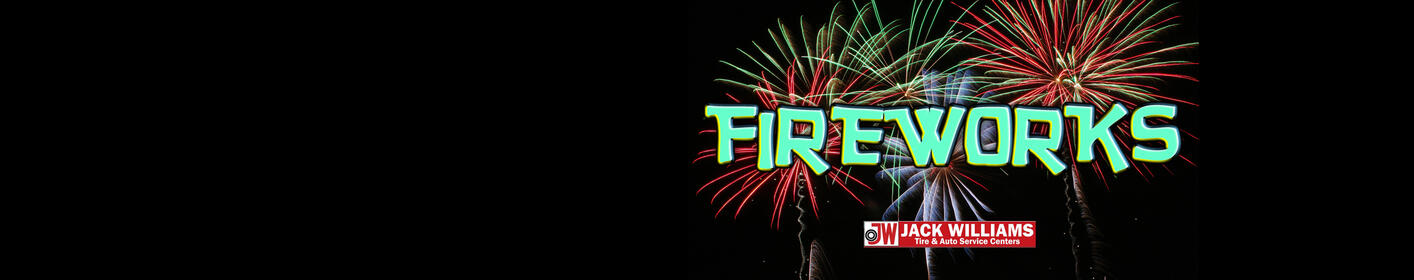 Local Fireworks and Independence Day Celebrations Schedule!