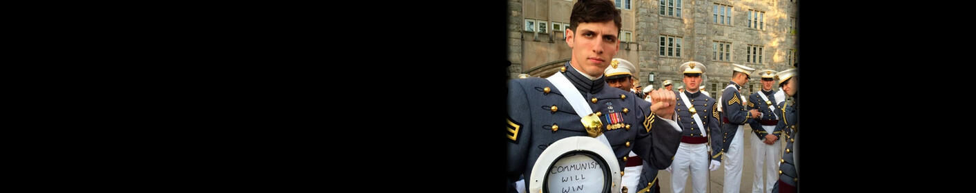 West Point Grad Who Wore 'Communism Will Win' Cap Discharged