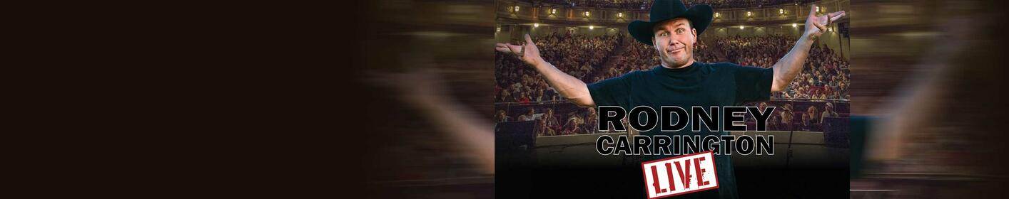 WLLR Welcomes Rodney Carrington - Ticket Info Here