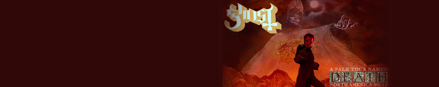Ghost: Pale Death Tour