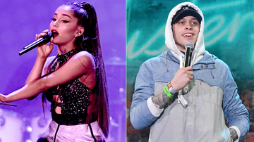 Ryan Seacrest - Pete Davidson Breaks Silence On His Engagement To Ariana Grande
