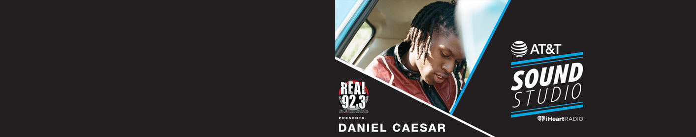 Enter for a chance to win a pair of passes to see Daniel Caesar Live inside our AT&T Sound Studio!