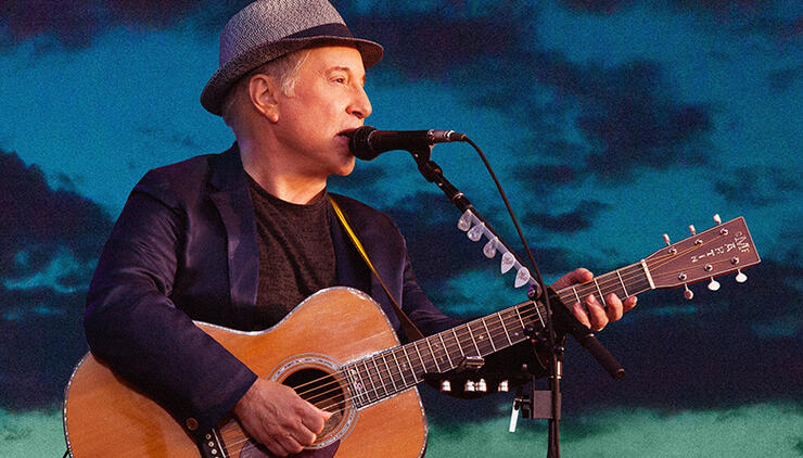 Paul Simon Announces Final Concert