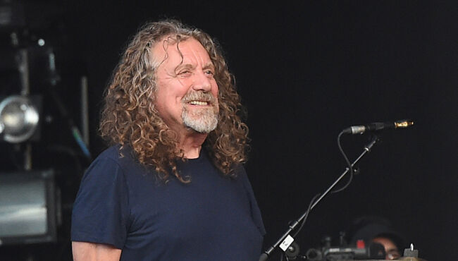 Robert Plant Says Radiohead Motivated Him to Change His Style