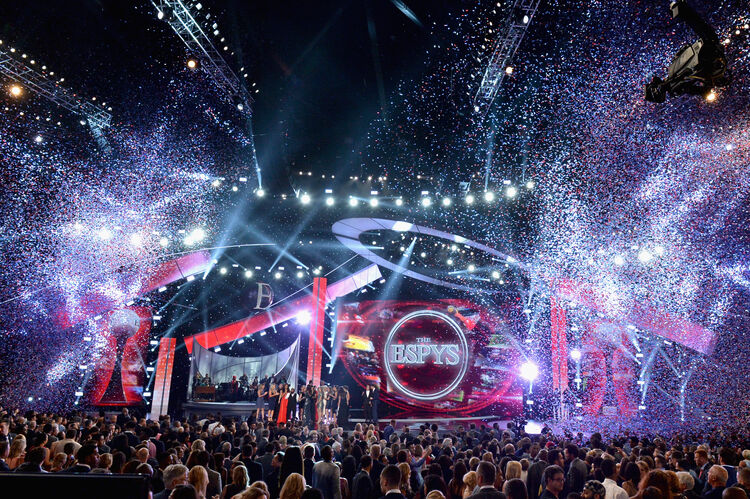 ESPY Stage Getty Images