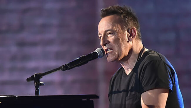 Bruce Springsteen Blasts Trump Border Policy During Broadway Performance