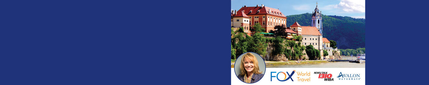 Cruise the Danube in 2019 with Vicki McKenna!