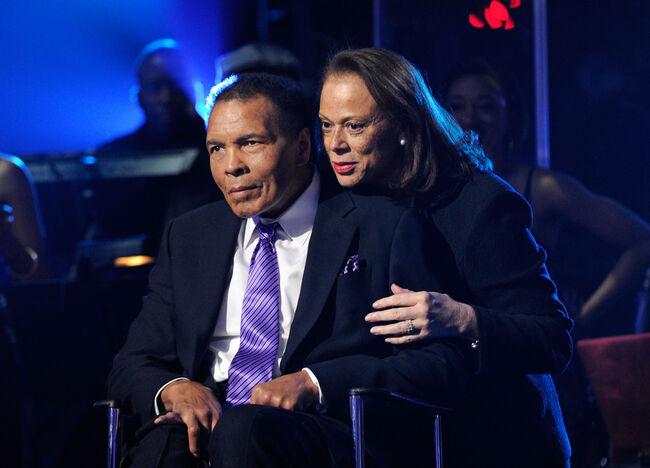 Keep Memory Alive's 16th Annual 'Power Of Love Gala' Celebrates Muhammad Ali's 70th Birthday - Inside