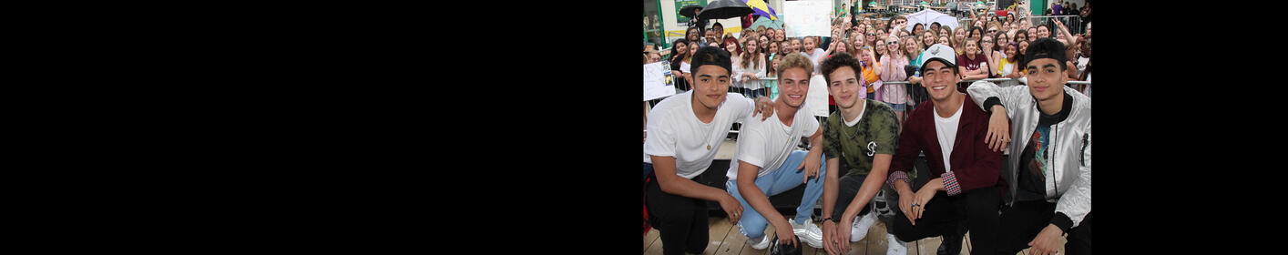 Get your IN REAL LIFE Meet and Greet photos here!