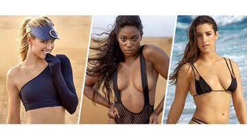 What's Hot - Watch Aly Raisman And Sloane Stephens Strip Down For Sexy Photoshoot