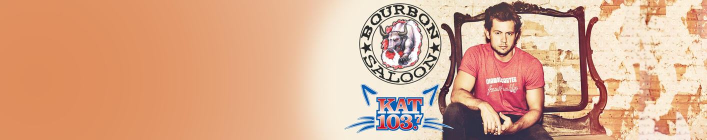 Win your exclusive invitation to the Bourbon Saloon to see Brandon Lay!
