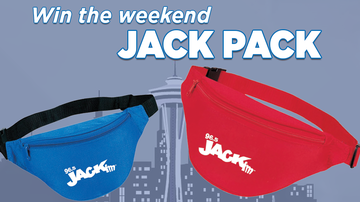 Contest Rules - Win the Weekend JACK PACK - 2/22 Contest Rules