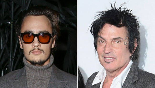 Brandon Lee Offers to Pay for Tommy Lee's Rehab