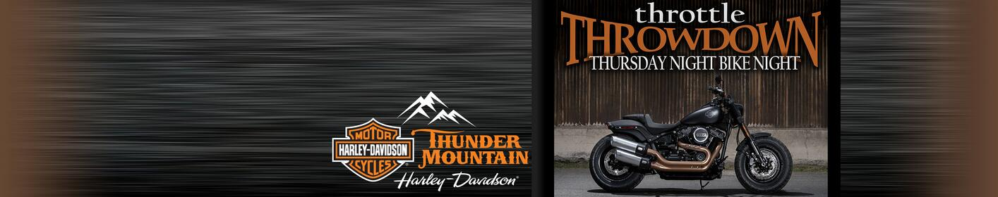 Bike Nights at Thunder Mountain Amphitheatre