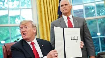 Beyond Reason - Trump's BEYOND REASON Executive Order: BR Radio 6-21-18