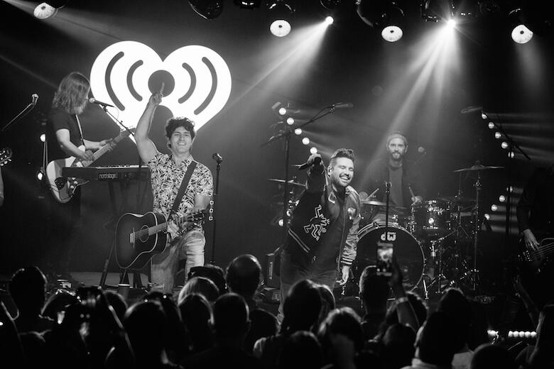 Dan + Shay celebrate new album at iHeartCountry Album Release Party