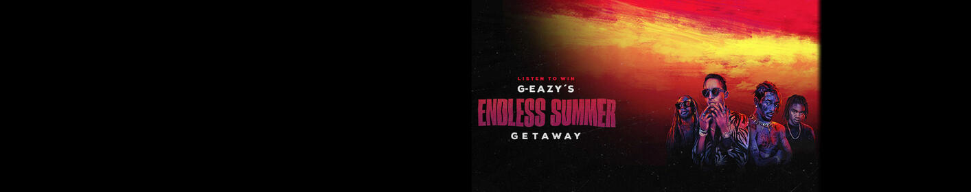 Win A VIP Trip To See G-Eazy In California!
