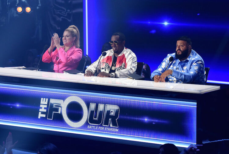 The Four Panel: Meghan Trainor, Diddy, DJ Khaled