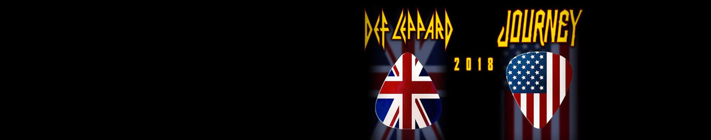 Last Chance: Sign Up To Win Def Leppard / Journey Tickets