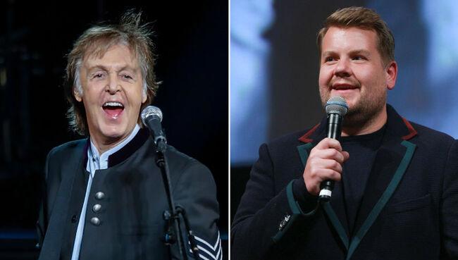 Watch Paul McCartney, James Corden Magical Mystery Tour on 'Carpool Karaoke'