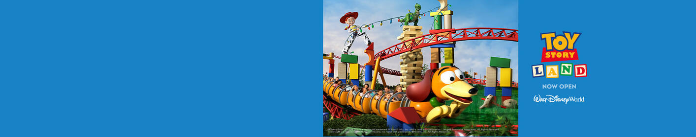 Win a Walt Disney World Vacation at Toy Story Land!