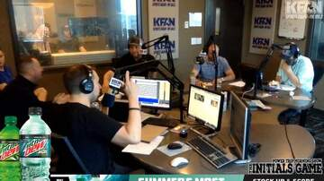 The Initials Game - WATCH: Check out the LIVE CAM feed from the 209th Initials Game | KFAN
