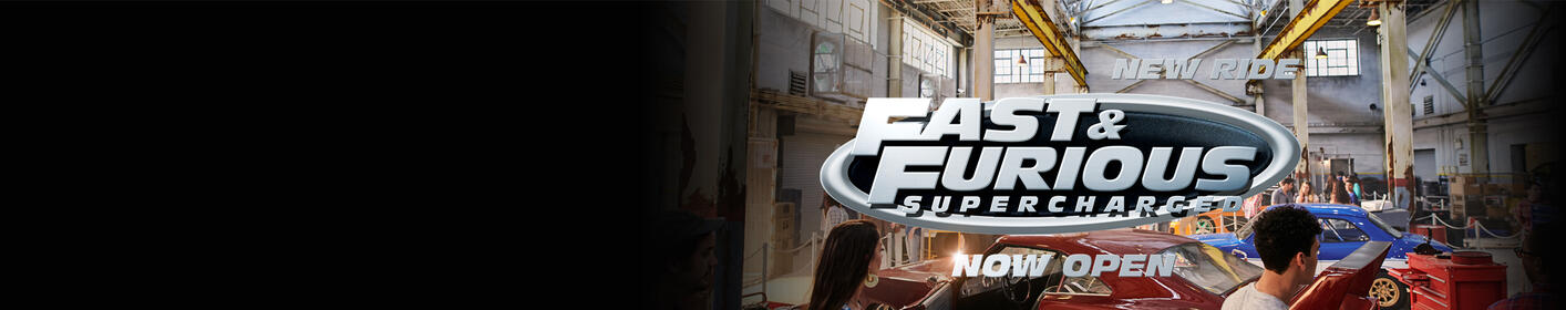 Go inside the high-stakes world of Fast & Furious for a full-throttle, high-octane experience!
