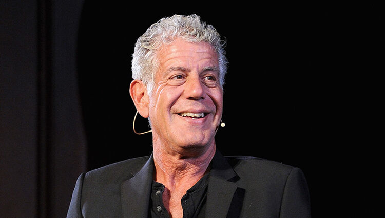 An Official Anthony Bourdain Food Trail May Be Coming to New Jersey