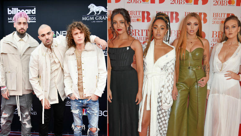 <b>Cheat Codes</b> &amp; Little Mix Drop Dance Collab &#39;<b>Only You</b>&#39; | iHeartRadio