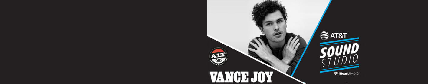 Enter for a chance to see Vance Joy Live inside the AT&T Sound Studio!