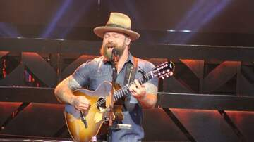 - Friday's Zac Brown Band Concert Cancelled