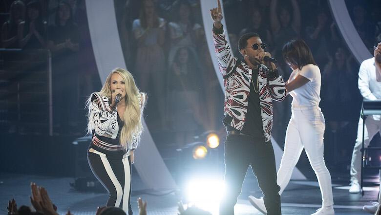 Carrie Underwood and Ludacris Rock 2018 Radio Disney Awards