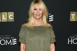 Heather Locklear Arrested For Battery After Attacking A Cop And An EMT